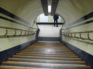 Stairs-Tube