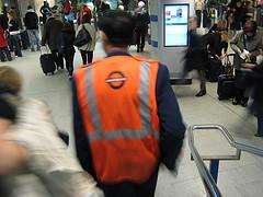 Tubeworker:rush hour