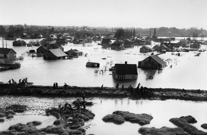 canvey-floods-1953
