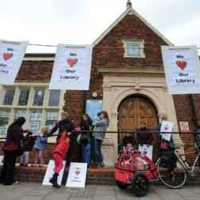 One Free Library that's staying free - Friern Barnet Library celebrates