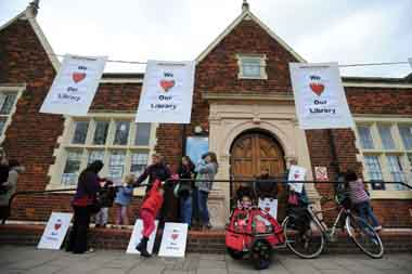 Save Friern Barnet Library