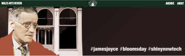 Bloomsday Special - Wales Art Review